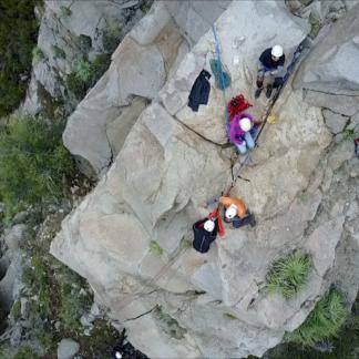 Climbers Top Zenith