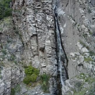 rocky waterfall zoomOut