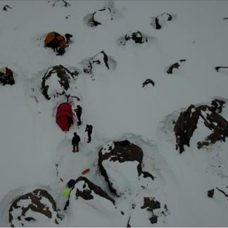 Mountain Camp Dash