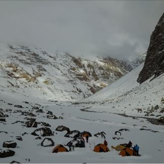 Mountain Camp POI